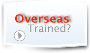 Overseas Trained? Registered, Hospital Doctor
