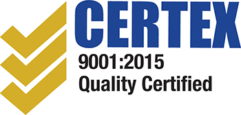 ISO9001 Quality Certified